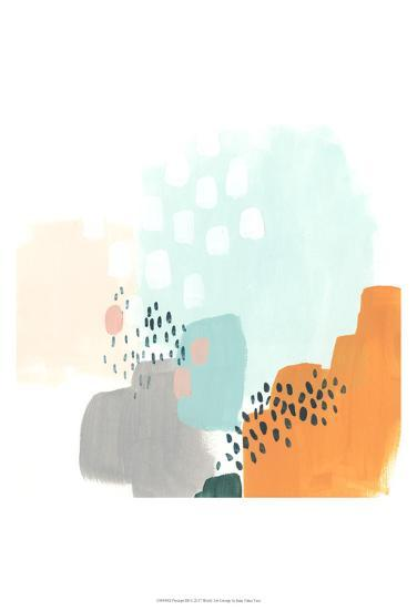 Precept III-June Erica Vess-Art Print
