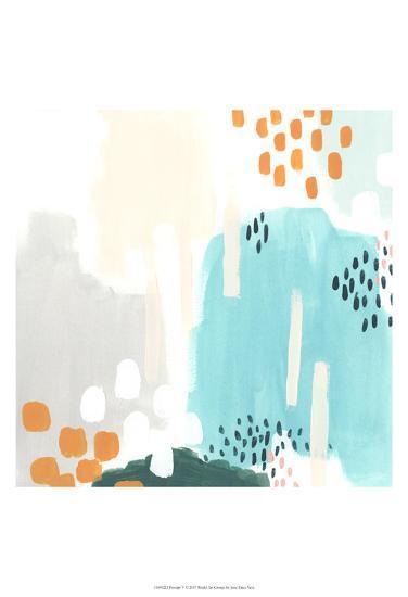 Precept V-June Erica Vess-Art Print