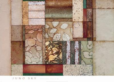 Precious Earth I-Juno Sky-Art Print
