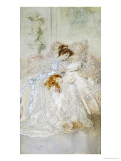 Precious Moments-Mary Louise Gow-Giclee Print
