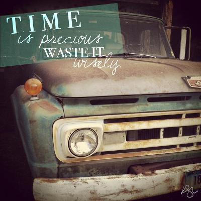 Precious Time-Kimberly Glover-Giclee Print
