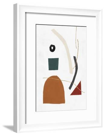 Precision II-PI Studio-Framed Art Print