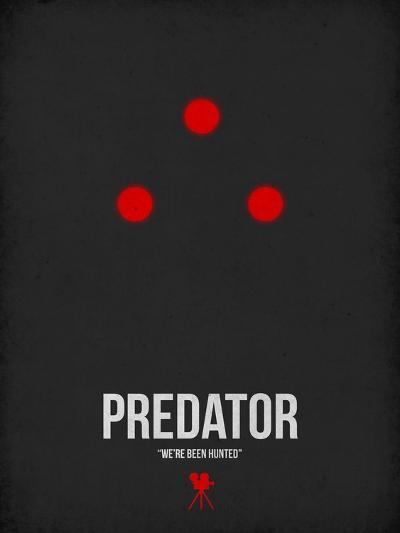 Predator-David Brodsky-Art Print