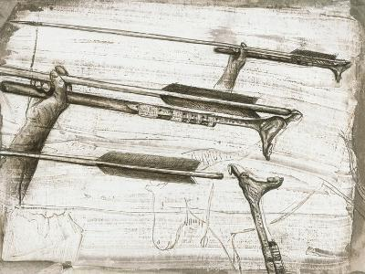 Prehistoric Spear-thrower-Kennis and Kennis-Photographic Print