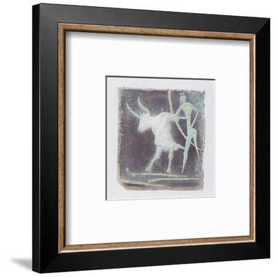 Prehistory VI-Jan Eelse Noordhuis-Framed Art Print