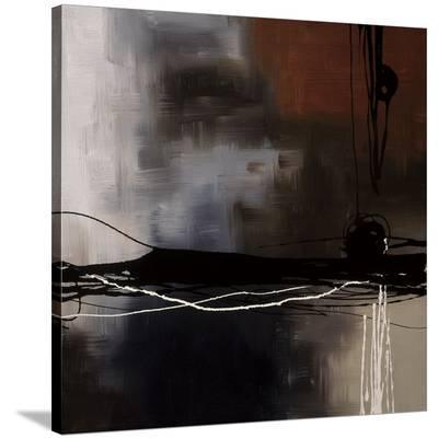 Prelude in Rust III-Laurie Maitland-Stretched Canvas Print