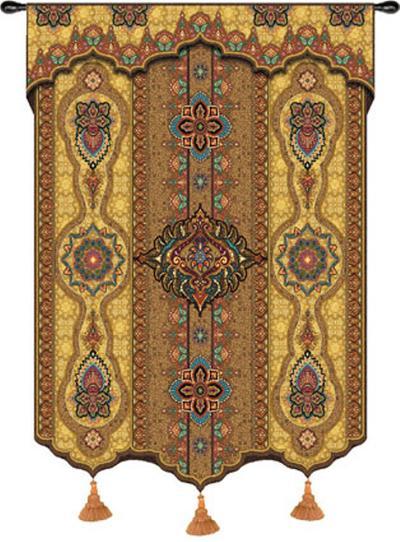 Prema Gold--Wall Tapestry