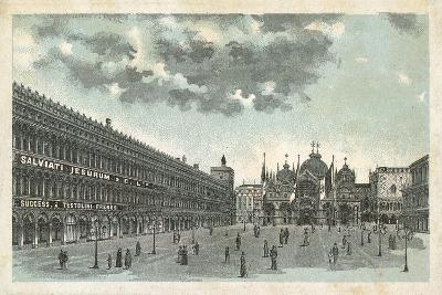 Premises of Salviati Jesurum and Co, Venice--Giclee Print