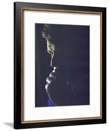 Pres. Cand. Robert F. Kennedy-Bill Eppridge-Framed Premium Photographic Print