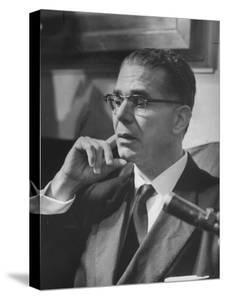 Pres. of the Dominican Republic, Joaquin Balaguer