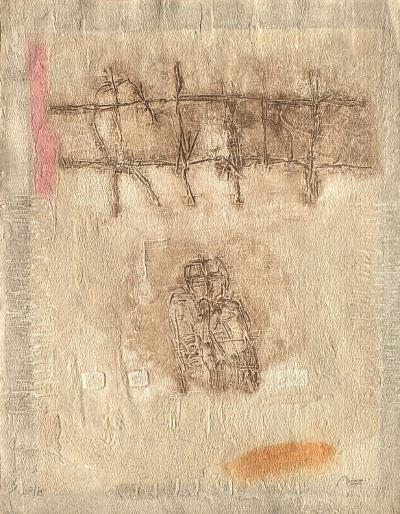 Présence Archaïque II-Thierry Buisson-Limited Edition