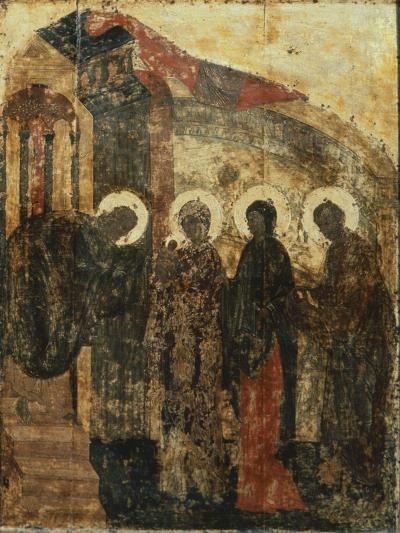 Presentation of Jesus at the Temple, 1405--Giclee Print
