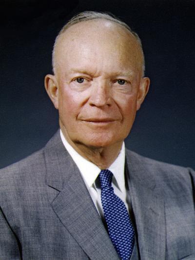 President Dwight Eisenhower, May 29, 1959--Photo