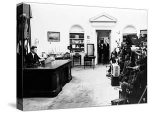 President John Kennedy Television Address on Civil Rights