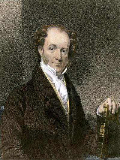 President Martin Van Buren--Giclee Print