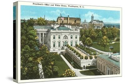 President's Office, White House, Washington D.C.