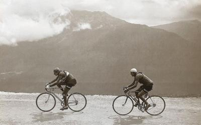 Coppi Bartali, 1949 by Presse 'E Sports