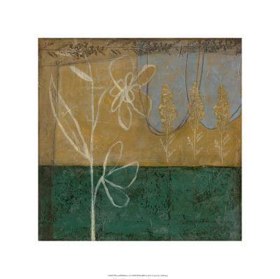Pressed Wildflowers I-Jennifer Goldberger-Limited Edition