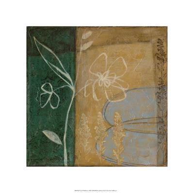 Pressed Wildflowers III-Jennifer Goldberger-Limited Edition