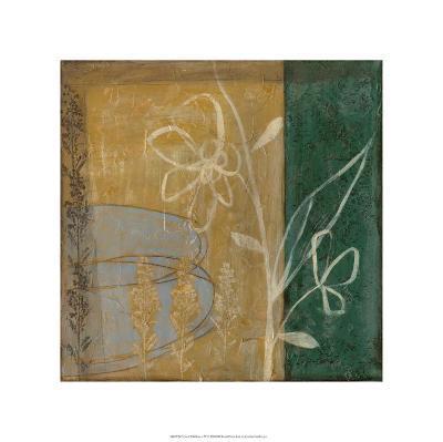 Pressed Wildflowers IV-Jennifer Goldberger-Limited Edition