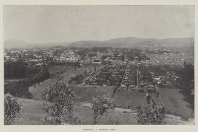 Pretoria, a General View--Giclee Print
