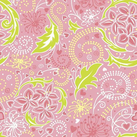 Pretty and Pink-Julie Goonan-Giclee Print
