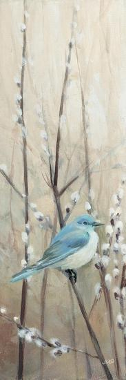 Pretty Birds Neutral II-Julia Purinton-Art Print