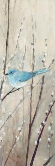 Pretty Birds Neutral III-Julia Purinton-Art Print