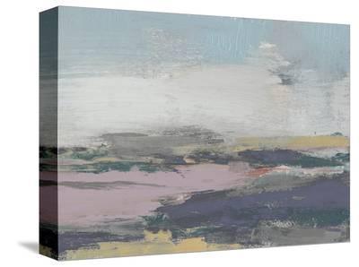 Pretty Horizon II-Jennifer Goldberger-Stretched Canvas Print