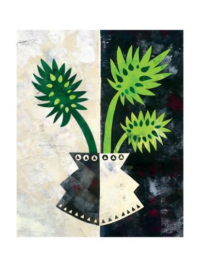 Pretty Palms III-Wild Apple Portfolio-Art Print