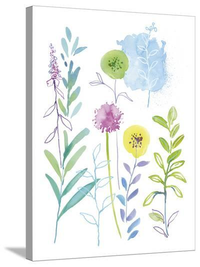 Pretty Parc II-Sandra Jacobs-Stretched Canvas Print