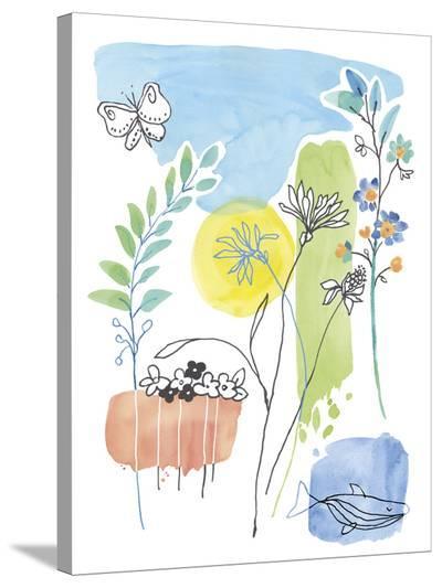 Pretty Parc IV-Sandra Jacobs-Stretched Canvas Print