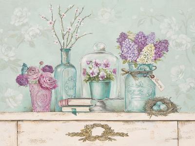 Pretty Vignette 1-Stefania Ferri-Art Print