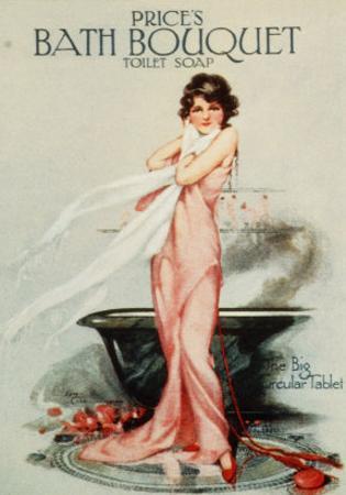 Price's Bath Bouquet, UK, 1920