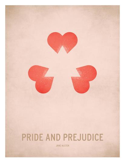 Pride and Prejudice-Christian Jackson-Art Print