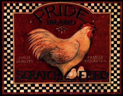Pride Brand II-Susan Winget-Art Print