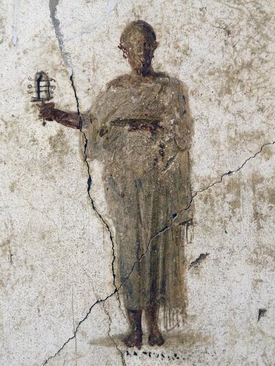 Priest of Isis, Fresco--Giclee Print