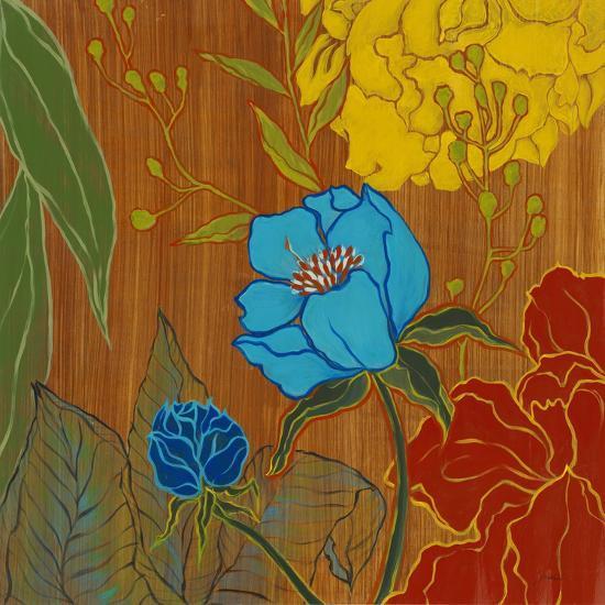 Primary Colors I-Liz Jardine-Art Print