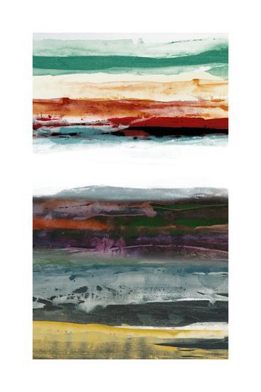 Primary Decision II-Sisa Jasper-Art Print
