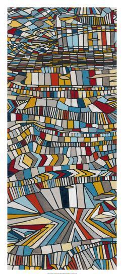 Primary Grain II-Nikki Galapon-Giclee Print