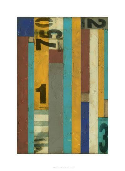 Primary Numbers I-Jennifer Goldberger-Limited Edition