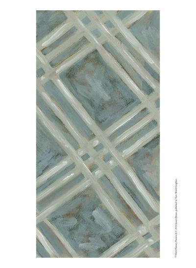 Primary Pattern II-Karen Deans-Art Print