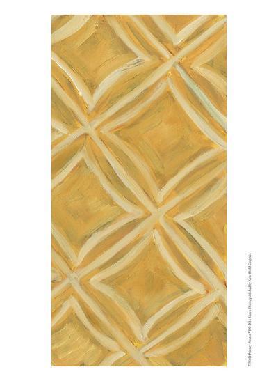 Primary Pattern VI-Karen Deans-Art Print
