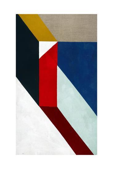 Primary Shapes 1-Stefano Altamura-Premium Giclee Print