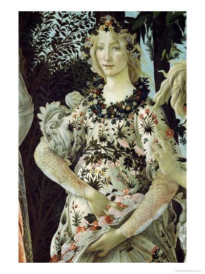 Primavera, c.1478-Sandro Botticelli-Giclee Print