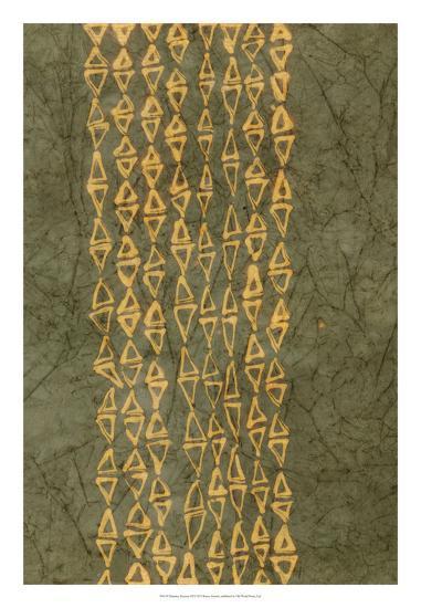 Primitive Patterns III-Renee W^ Stramel-Giclee Print