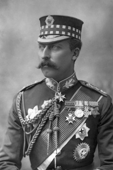 Prince Arthur (1850-194), Duke of Connaught, 1890-W&d Downey-Photographic Print