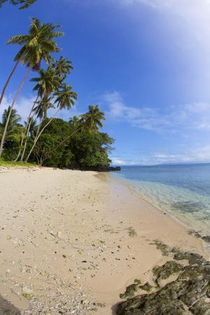 Prince Charles Beach, Taveuni, Fiji-Douglas Peebles-Premium Photographic Print