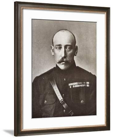 Prince Christian Victor of Schleswig-Holstein--Framed Giclee Print