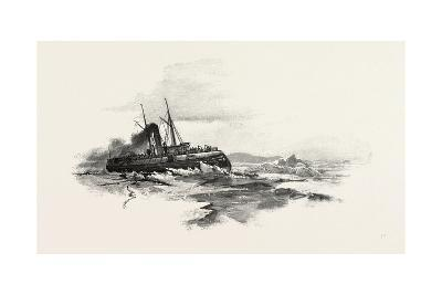 Prince Edward Island, from Pictou to Georgetown, Canada, Nineteenth Century--Giclee Print